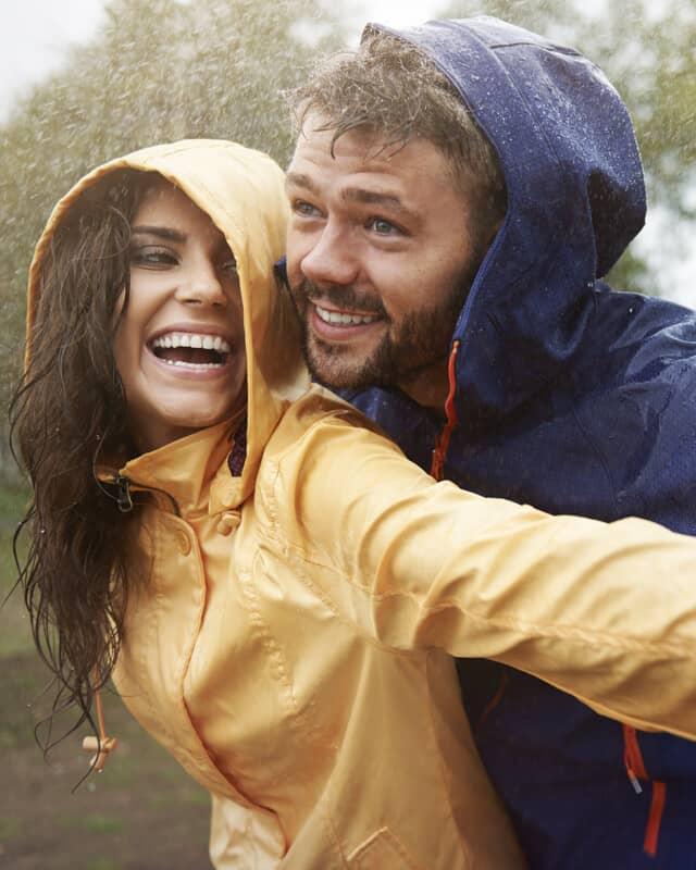 Raincoats header