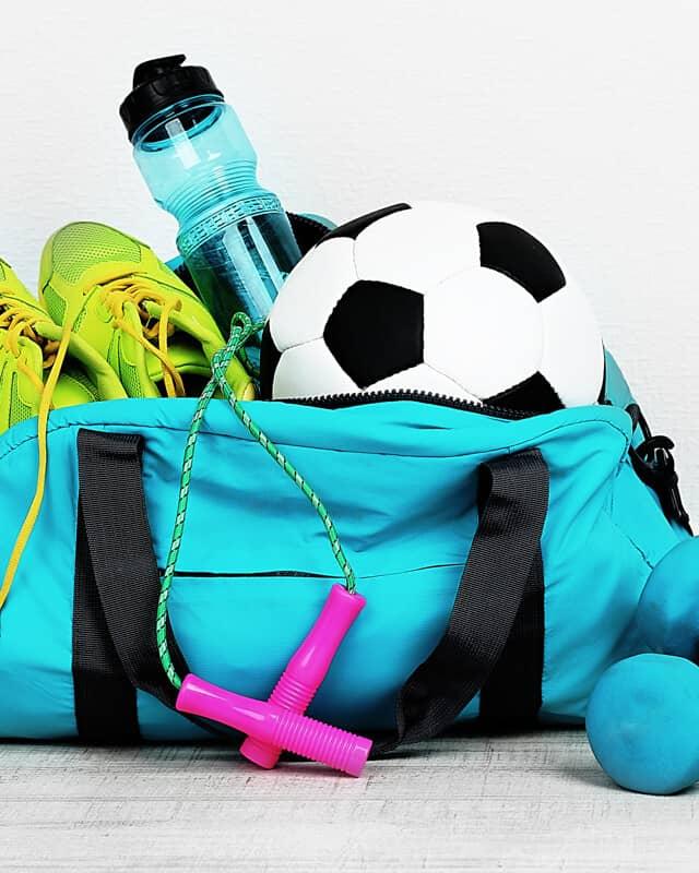 Sports Bags header