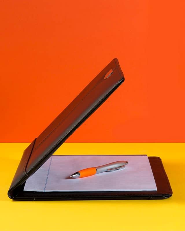 Luxury Notebooks header