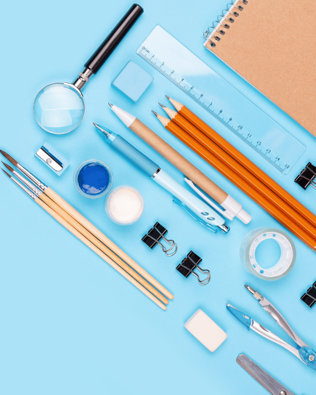 Stationery & Gifts header