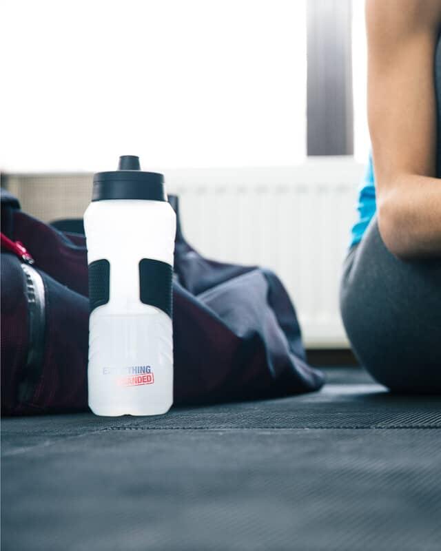 Plastic Sports Bottle header