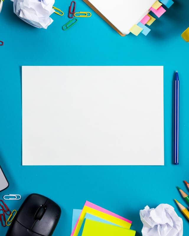 Desk Pads header