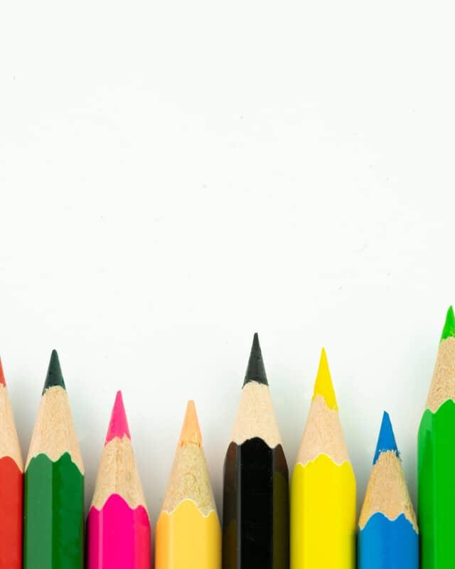 Colouring Pencils header