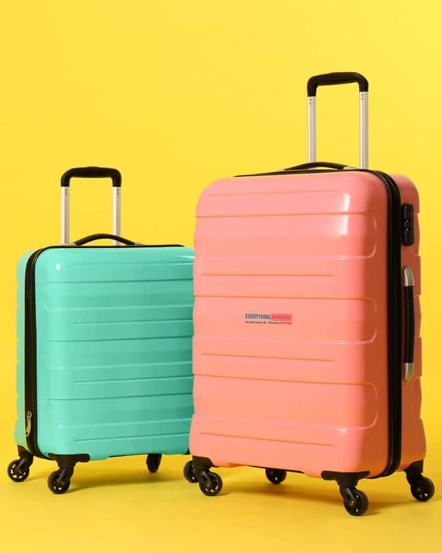 Travel Bags header