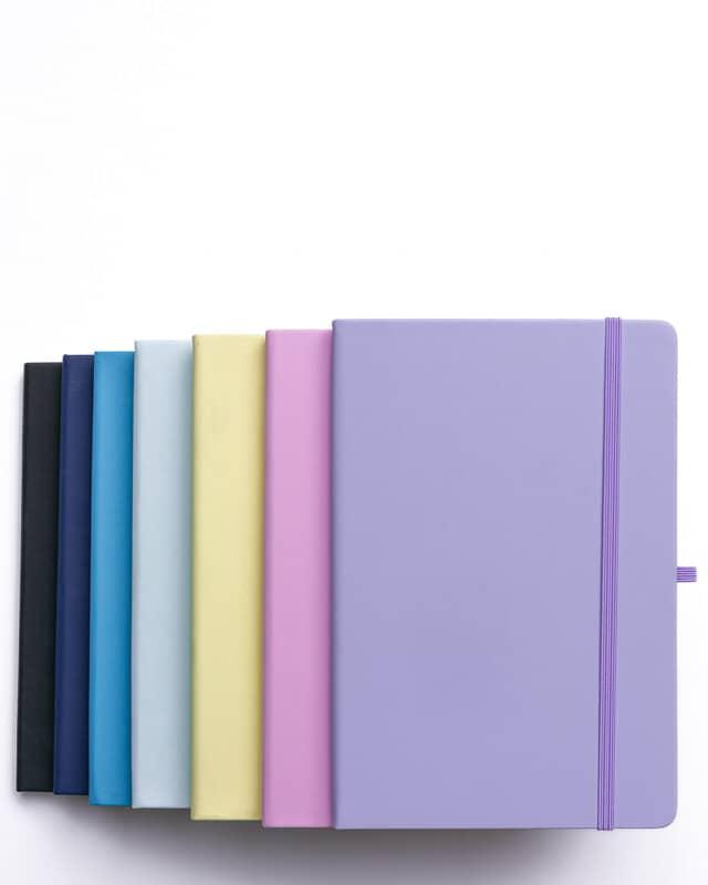 A7 Notebooks header