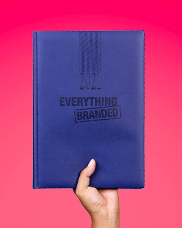 A4 Diaries header