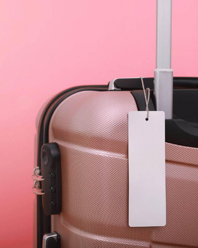 Luggage Tags header