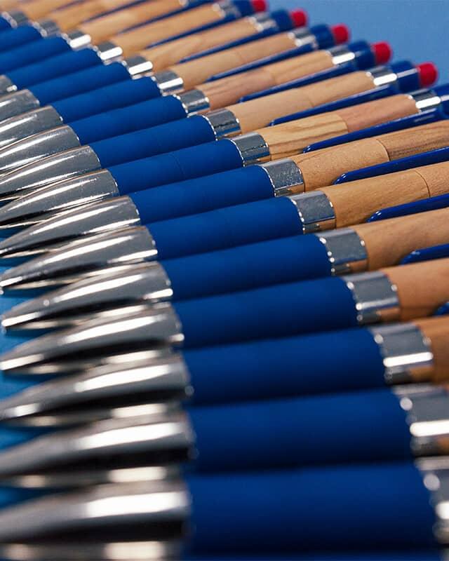 Bamboo & Wooden Pens header