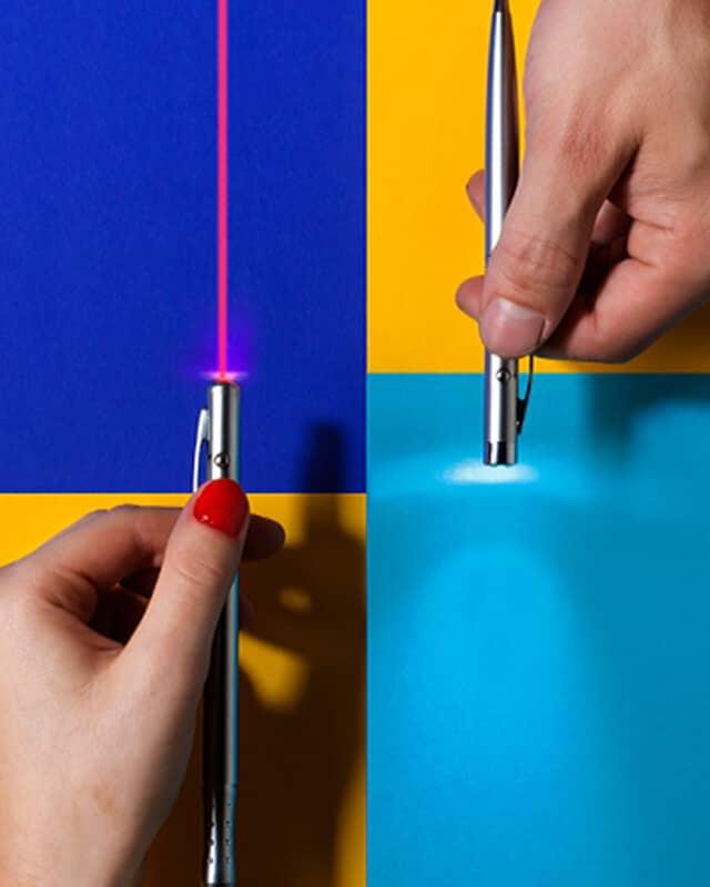 Light Pens header
