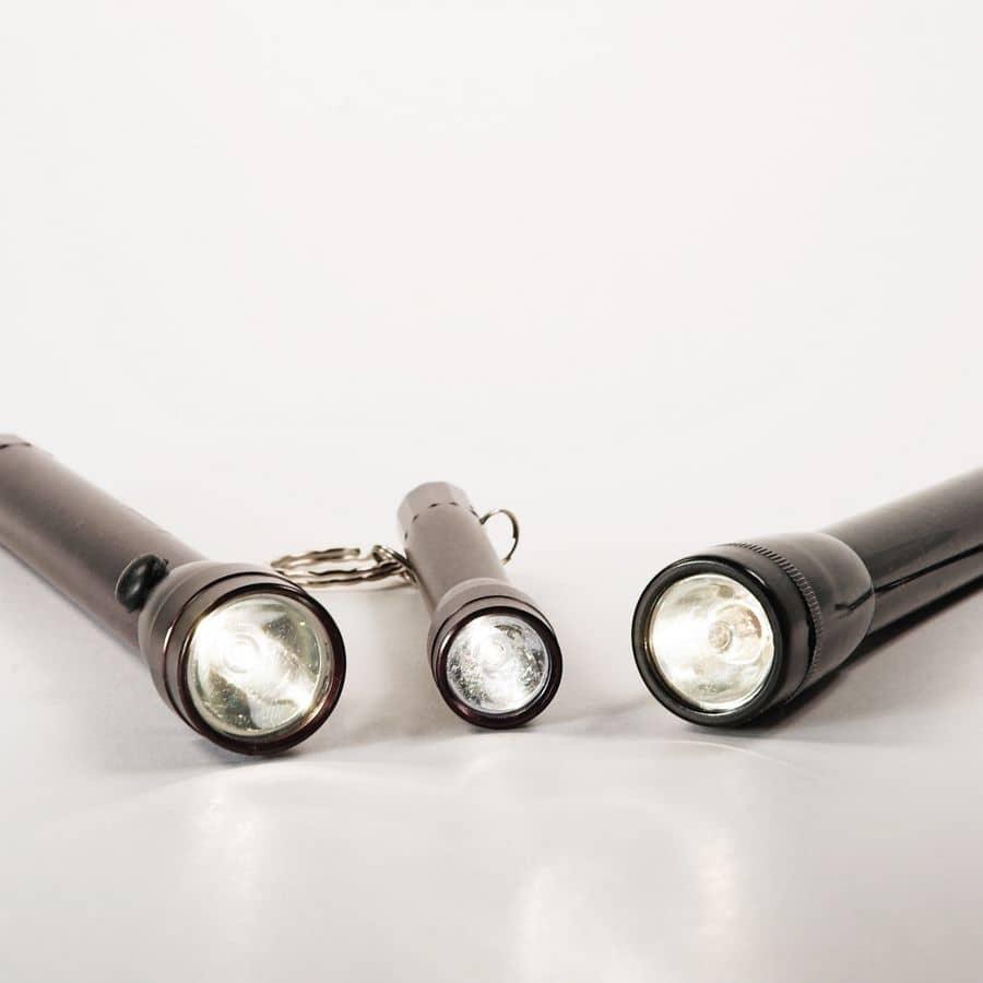Torch Keyrings