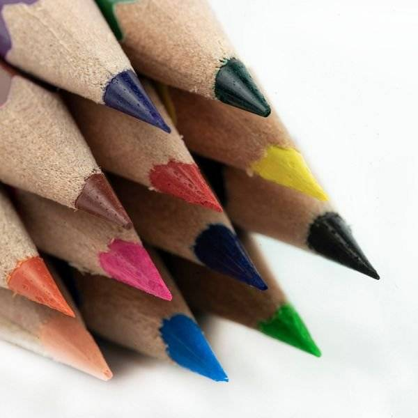 Pencils & Crayons